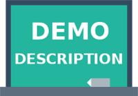 DEMO DESCRIPTION