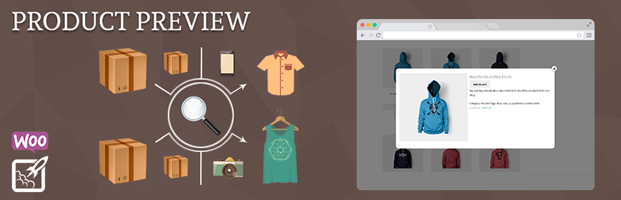 WooCommerce Product Preview