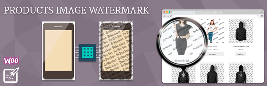 WooCommerce Products Image Watermark