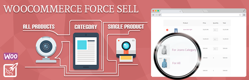WooCommerce Force Sell