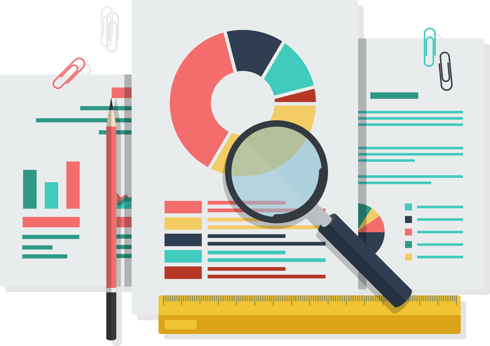 Transparency in business reporting analyst