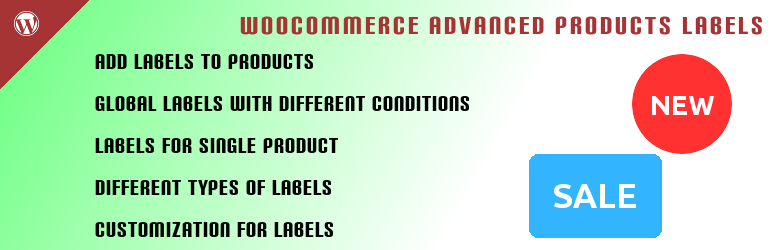 WooCommerce Advanced Products Labels