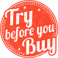 Try before buy